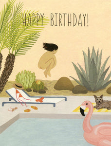Birthday Suit - Yeppie Paper Greeting Card - Ottawa, Canada