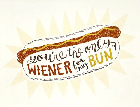 Wit & Whistle - Wiener For My Bun