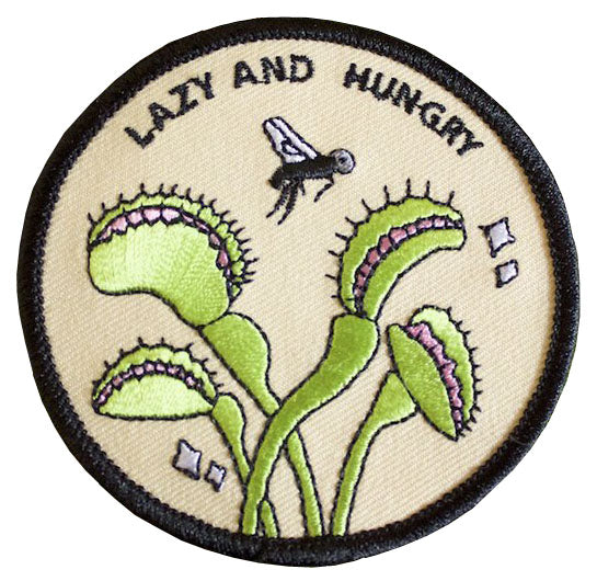 Lazy And Hungry Patch