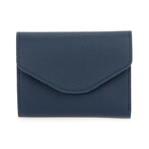 Mini Envelope Folded Wallet - Navy