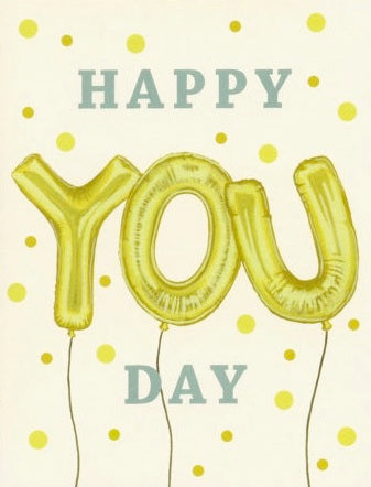Yeppie Paper Greeting Card - Happy You Day