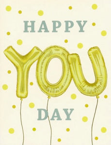 Happy You Day - Yeppie Paper Greeting Card - Ottawa, Canada