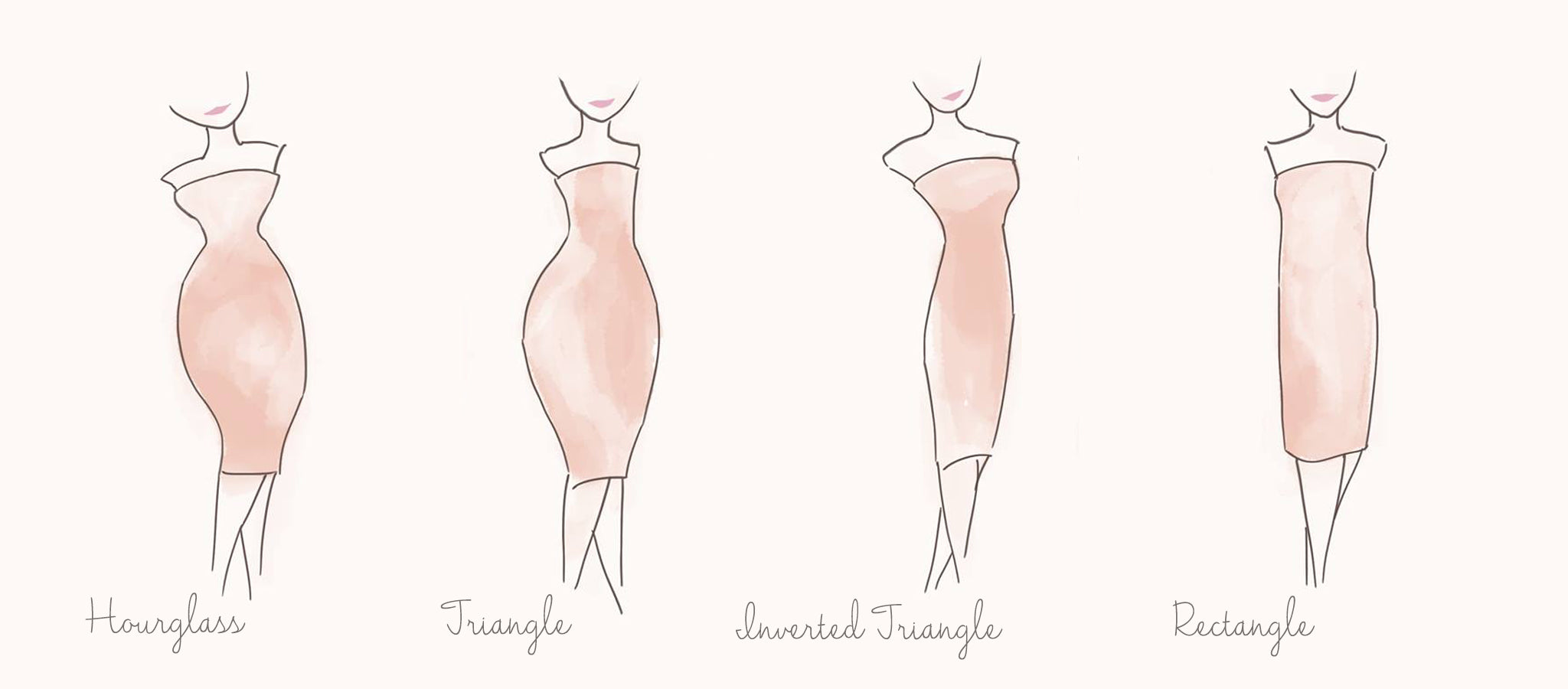 How to Choose a Dress Shape to Flatter your Figure Wedding Gown ...