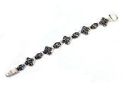 Tailored Design Magnetic Bracelet - AB7636-AS