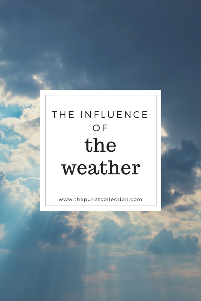 The Influence of the Weather