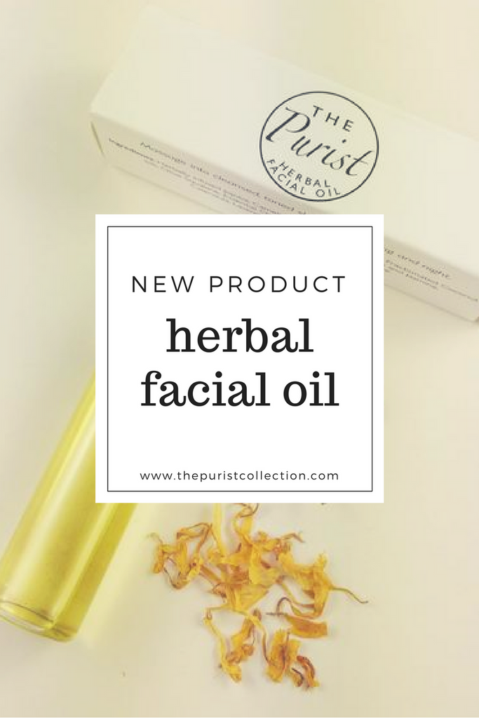Introducing our NEW Facial Oil