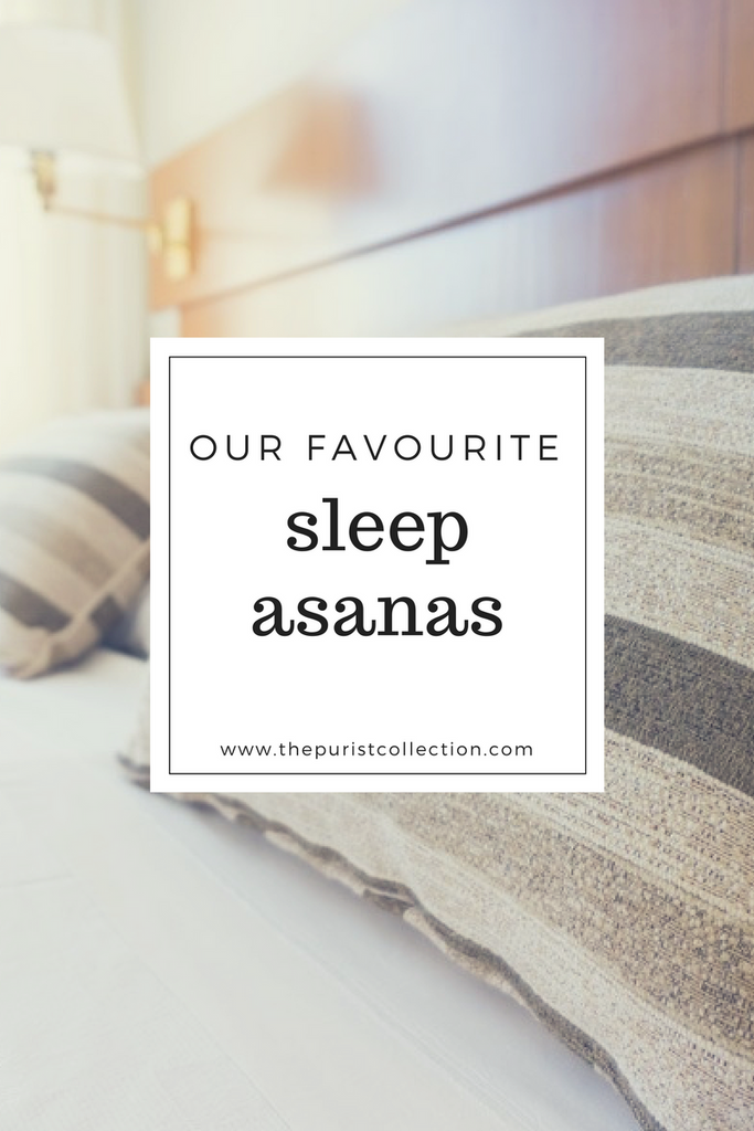 Our Favourite Sleep Asanas