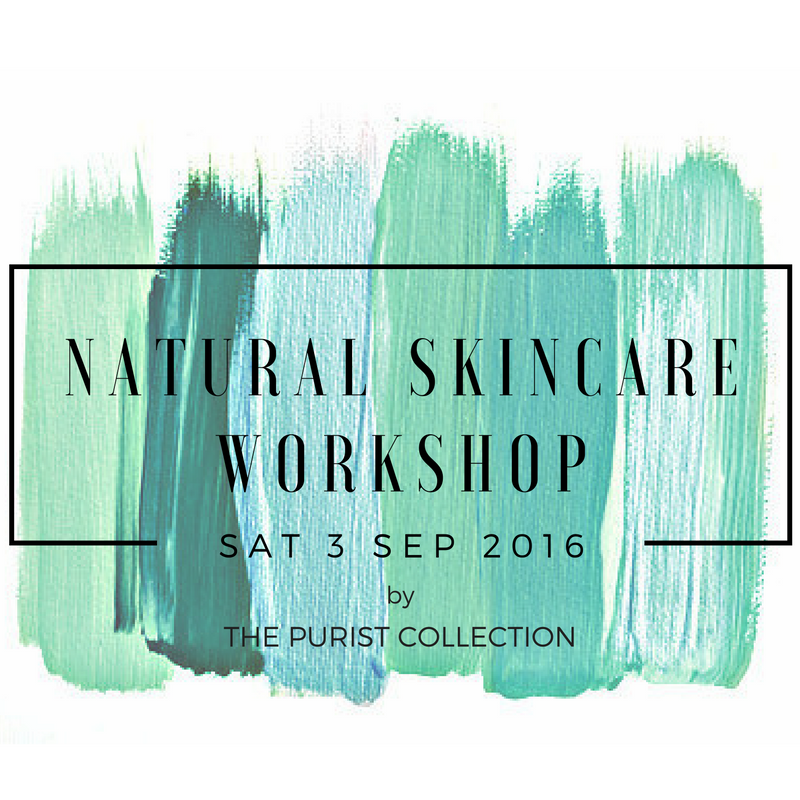 Natural Skincare Workshop at Lakeside Joondalup Shopping City