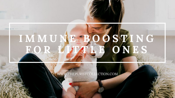 Boosting Your Little One's Immunity