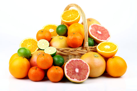 citrus-winter wellness