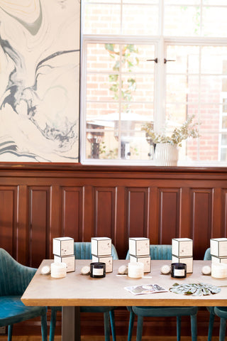 the purist collection soy candles