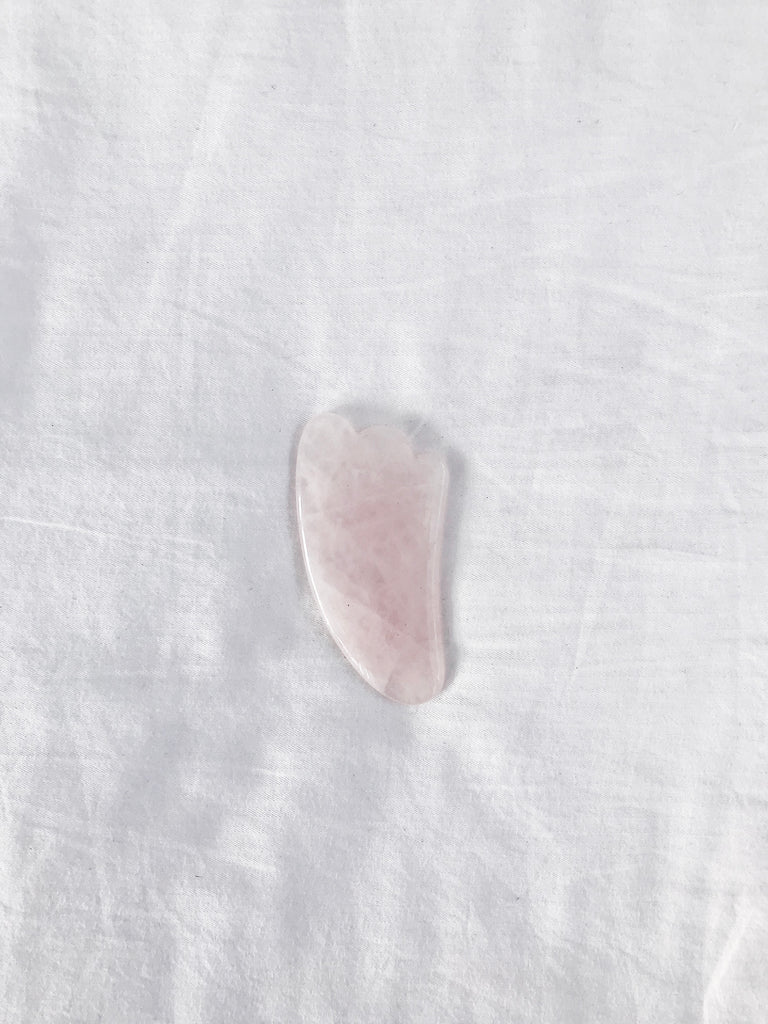 Utilise the power of Traditional Chinese Medicine's Gua Sha massage to relieve facial tension, diminish the appearance of fine lines, reduce puffiness, stimulate circulation, and rejuvenate the skin.