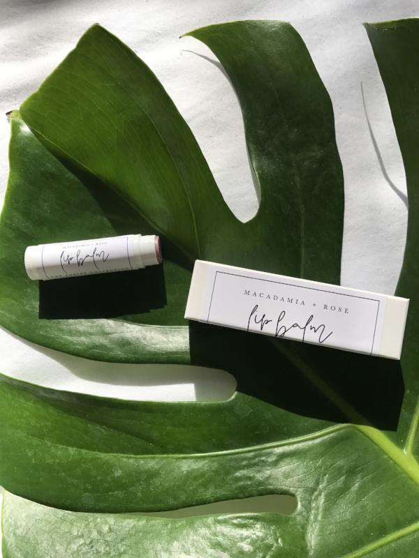 Soften, rehydrate + protect lips, and prevent + heal chapping, with this luscious balm.