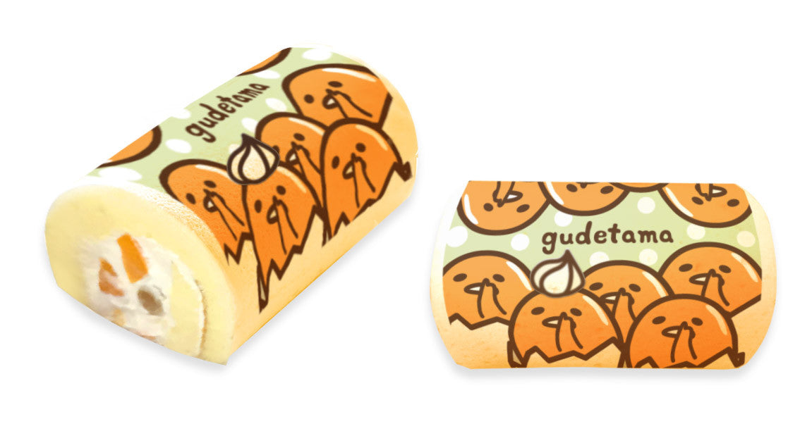 GU - Fresh Gudetama Swiss roll