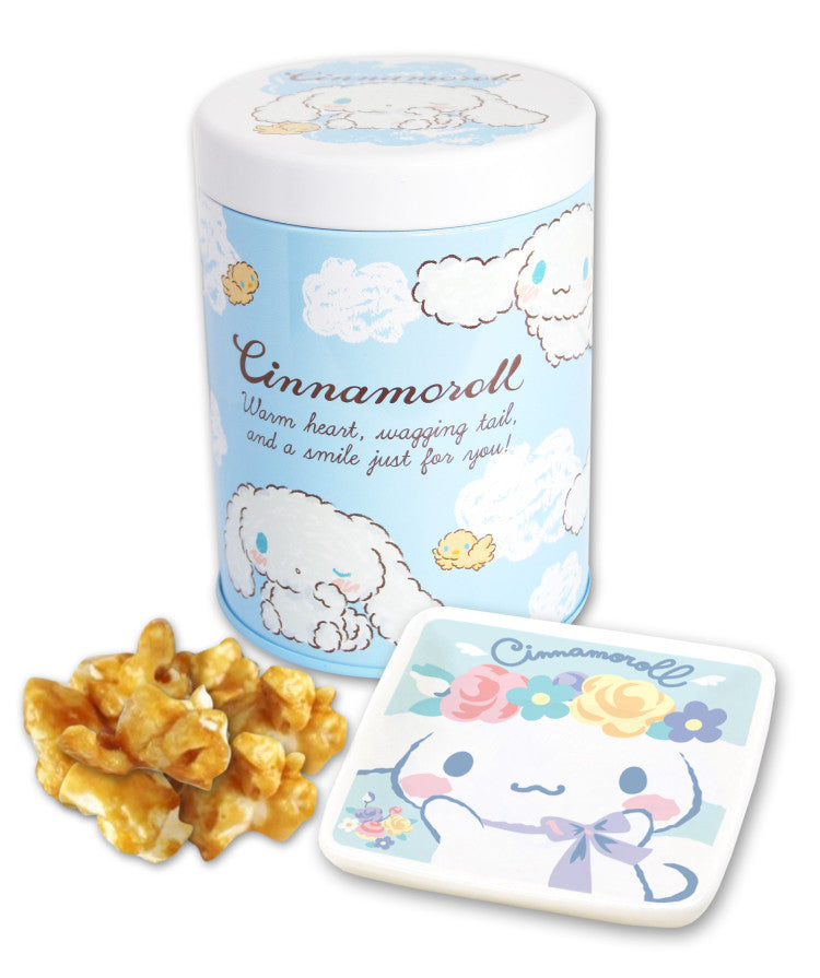 CN - Popcorn with saucer