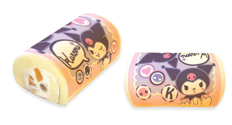 KU - Fresh Kuromi Swiss Roll