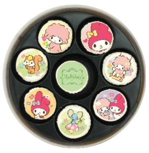 MM - My Melody Macaron Box Set
