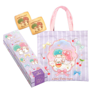 TS - Little Twin Stars Tote Bag with Cookies