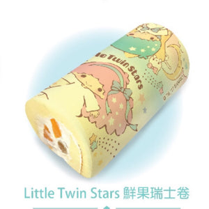 TS - Fresh Twin Stars Swiss Roll