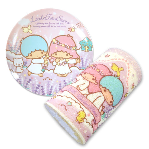 "TS - Little Twin Stars Rollcake with 8"" plate (5月11日到貨後,通知到分店領取)"
