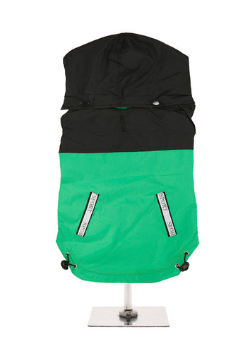 GREEN TRAILFINDER WINDBREAKER