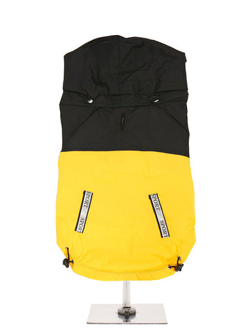 YELLOW TRAILFINDER WINDBREAKER