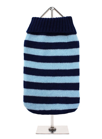 OXFORD BLUE STRIPED JUMPER