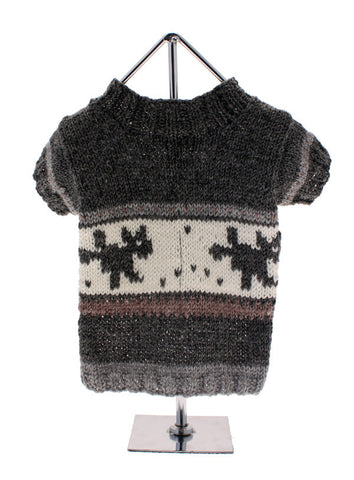 TOWN AND COUNTRY WOOL JUMPER
