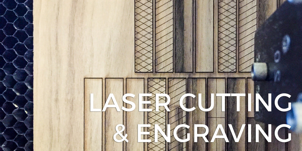 Behind the Tools: Laser Cutting and Engraving