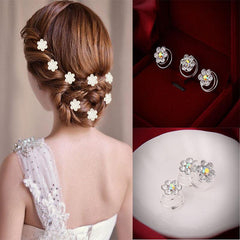 Wedding Hairpins & Hair Clips