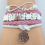 Bracelet - Infinity Love Wedding Bracelets Gift - 50% Off Sale