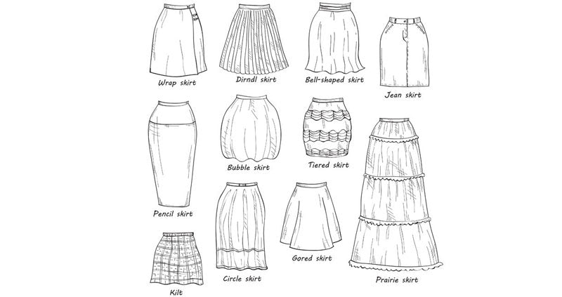 A Comprehensive Guide to Skirt Styles