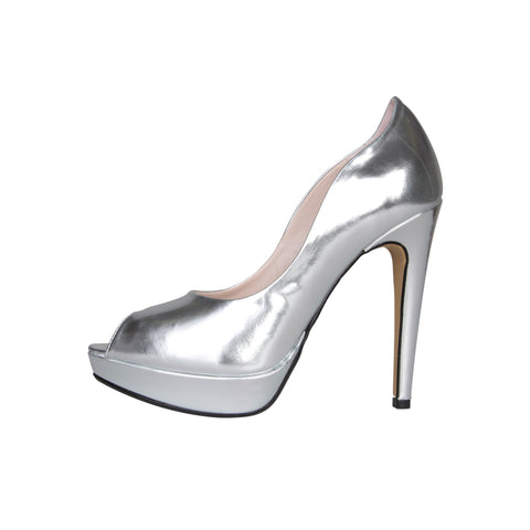 Made in Italia Grey Pumps & Heels
