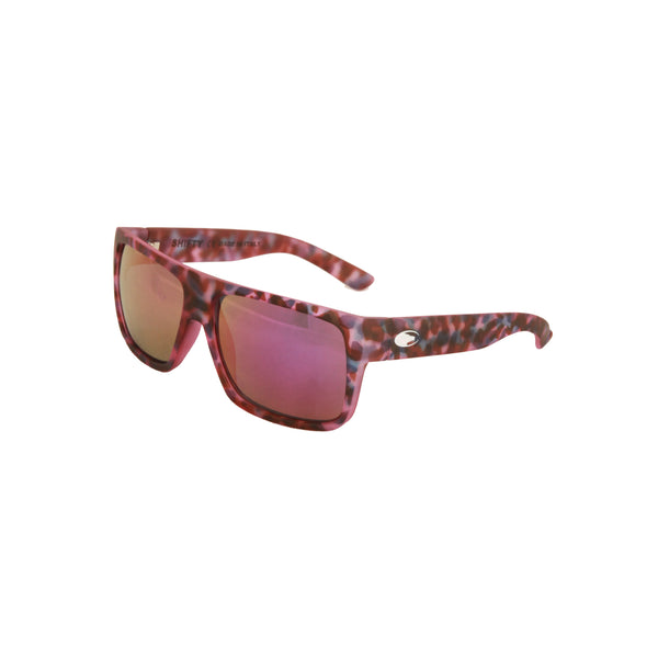 No Limits Violet Unisex Sunglasses