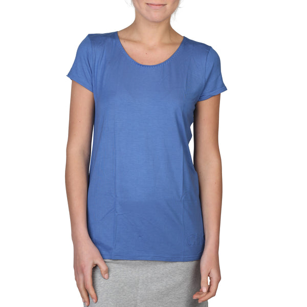 Chloe Blue Women T-shirts