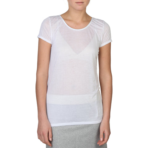 Chloe White Women T-shirts