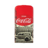 Coca Cola red, beige Unisex Cases