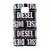 Diesel black, white Unisex Cases