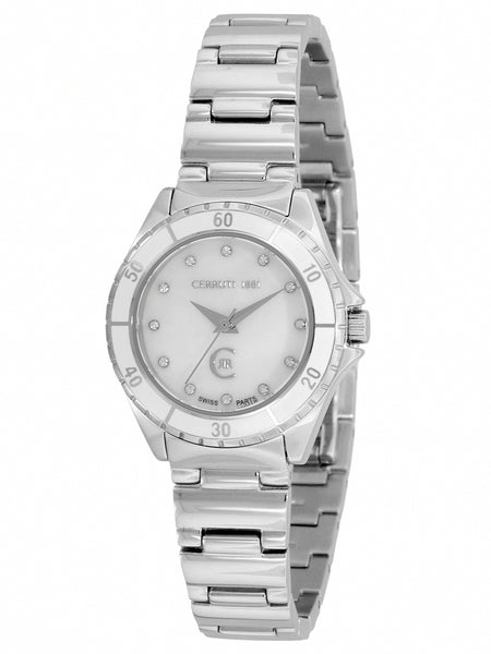 Cerruti Silver Women Watches