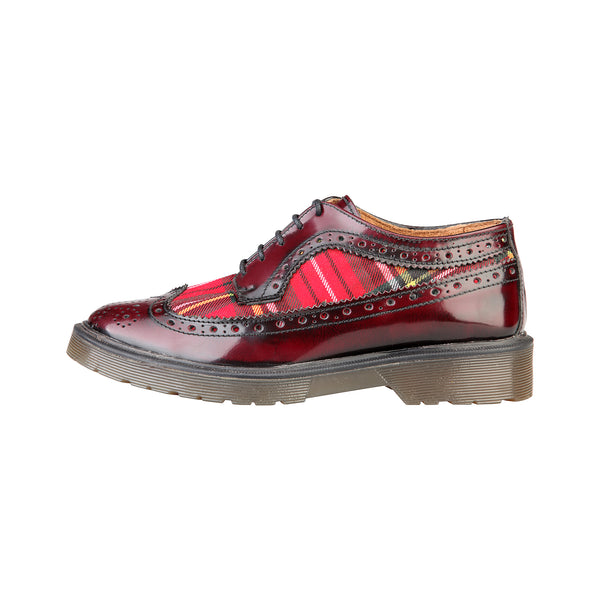 Ana Lublin red, maroon Women Lace up