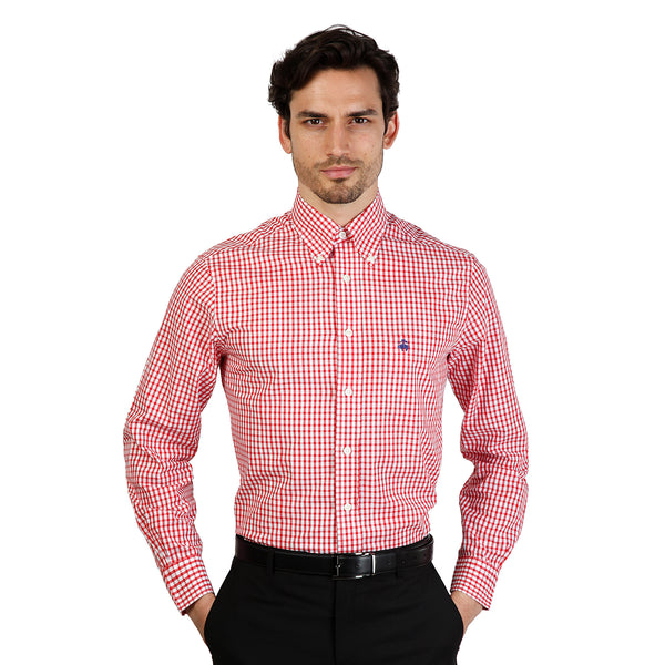 Brooks Brothers Red Men Shirts