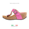 Superga Pink Wedges