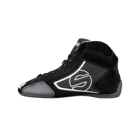 Sparco Black Men Sneakers