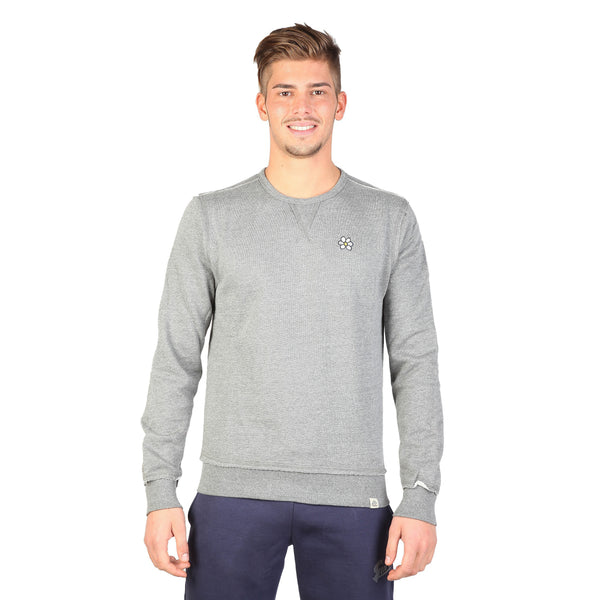 Guru Grey Men Sweatshirts