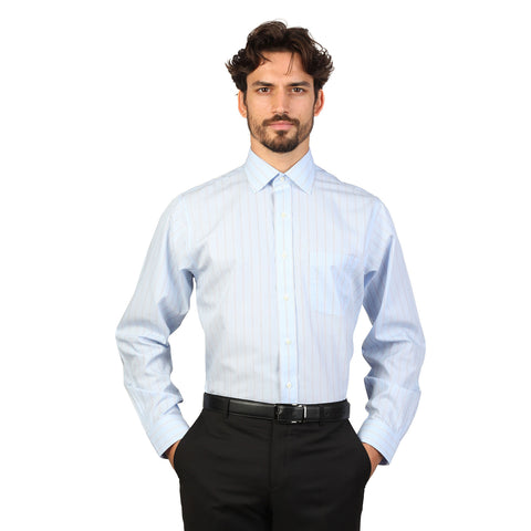 Brooks Brothers lightskyblue Men Shirts