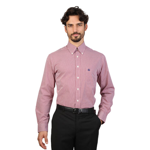 Brooks Brothers indianred Men Shirts