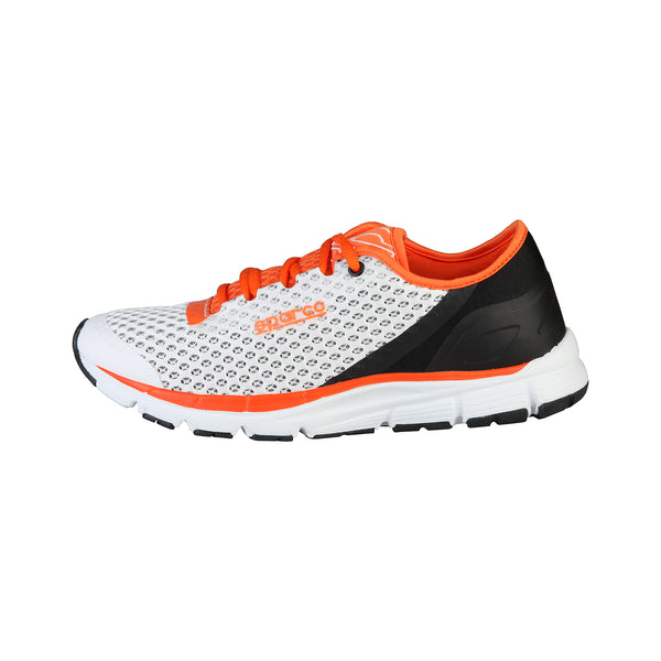 Sparco white, orange Men Sneakers