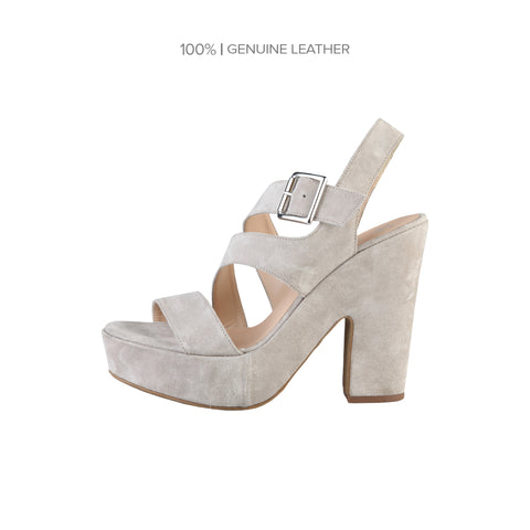 V 1969 lightgray Women Sandals