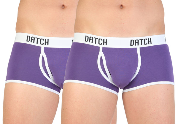 Datch Violet Boxers