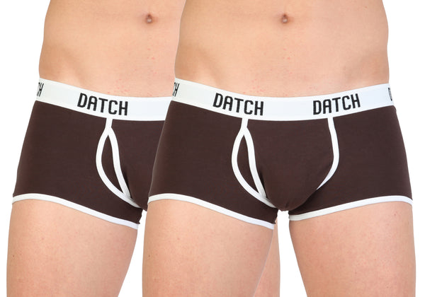 Datch Brown Boxers